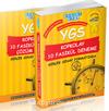 YGS Kopkolay 10 Fasikül Deneme Çözüm Kitabı Hediyeli