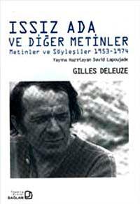 Issız Ada ve Diğer Metinler - Gilles Deleuze pdf epub
