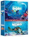 Kayıp Balik Dori + Kayıp Balık Nemo (2 Film Dvd Koleksiyon)