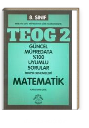 8. Sınıf TEOG 2 Matematik