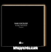 Rakı Geceleri & Rakı Nights-Coctails