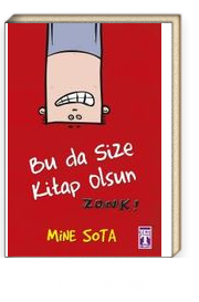 Zonk! & Bu Da Size Kitap Olsun