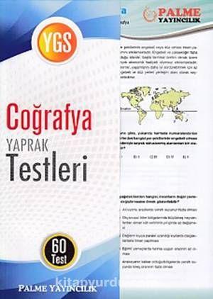 YGS Coğrafya Yaprak Testleri (60 Test)