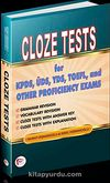 Cloze Tests For KPDS ÜDS YDS TOEFL and Other Profeiciency Exams