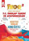 8. Sınıf Nisan TEOG 2 T.C İnkılap Tarihi ve Atatürkçülük Güncel Soru Bankası