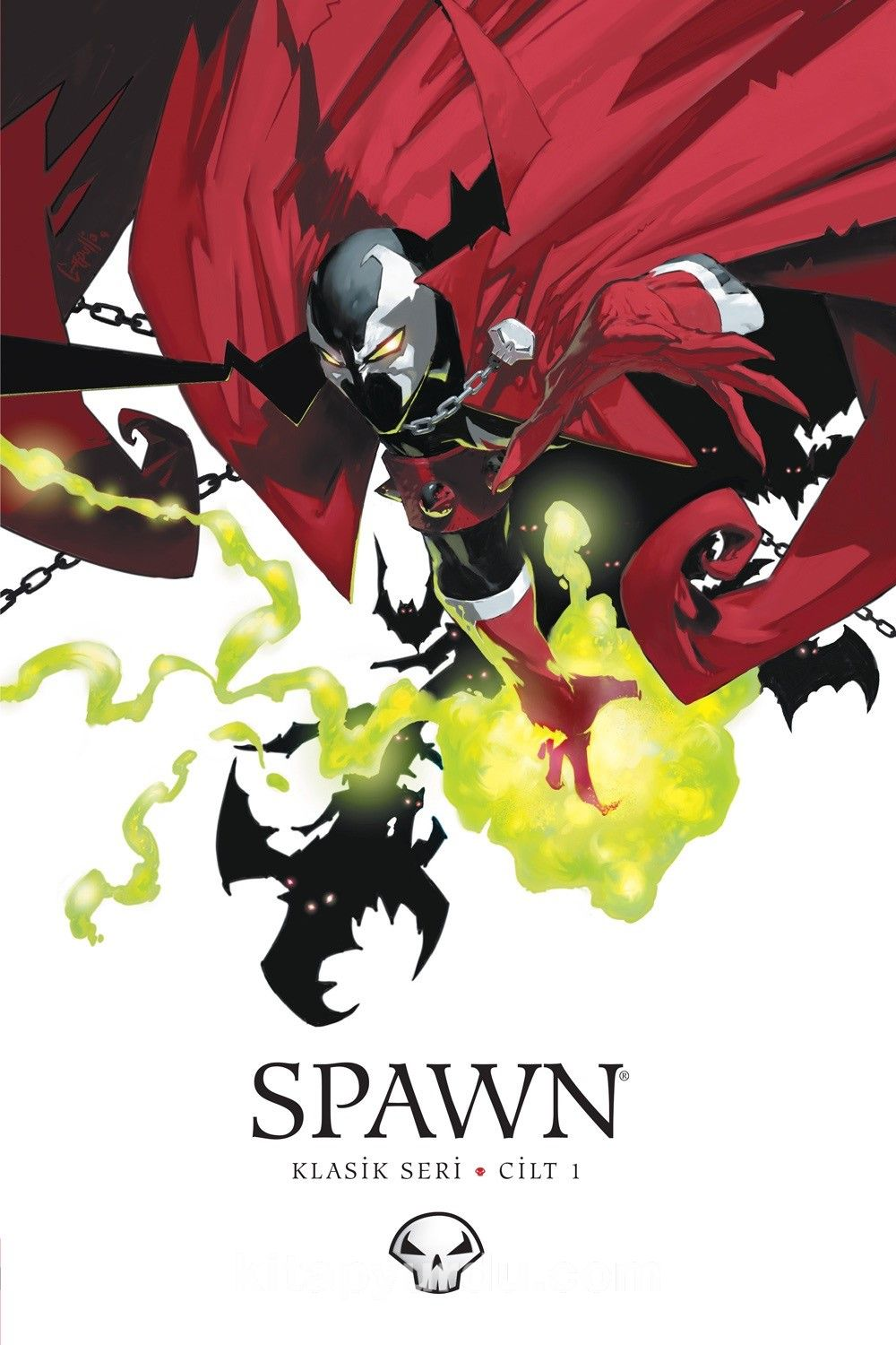 Spawn Cilt 1 - Todd Mc Farlene pdf epub