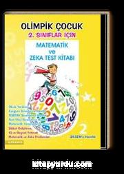 Olimpik Çocuk 2. Sınıflar İçin Matematik ve Zeka Test Kitabı