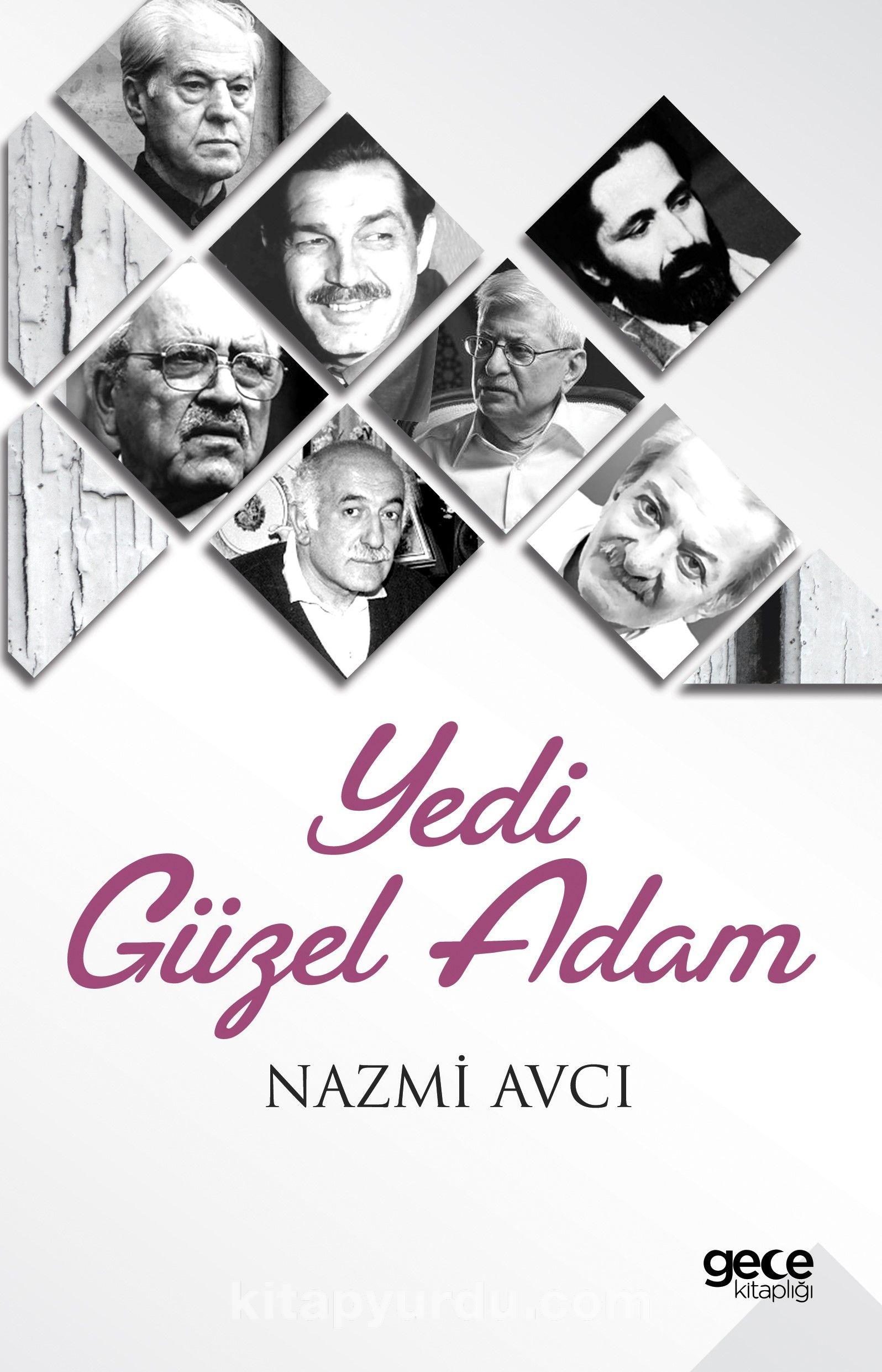 Yedi Güzel Adam - Nazmi Avcı pdf epub