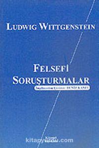 Felsefi Soruşturmalar 4-F-3 - Ludwig Wittgenstein pdf epub