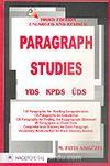 Paragraph Studies YDS KPDS ÜDS