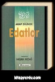 Arap Dilinde Edatlar