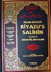 Riyaz'üs-Salihin Tercüme ve Şerhi / (Ciltli Şamuha Kağıt) (2 Cilt)