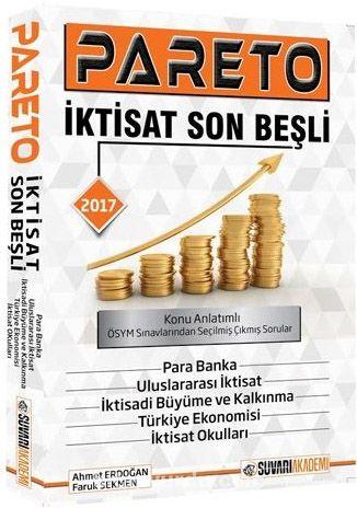 2017 KPSS A Grubu Pareto İktisat Son Beşli Konu Anlatımlı - Ahmet Erdoğan pdf epub