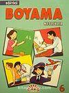 Eğitici Boyama 6 Meslekler