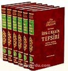 Muhtasar İbn-i Kesir Tefsiri (6 Cilt+İthal) / Kur'anı Kerim'in Hadislerle Tefsiri