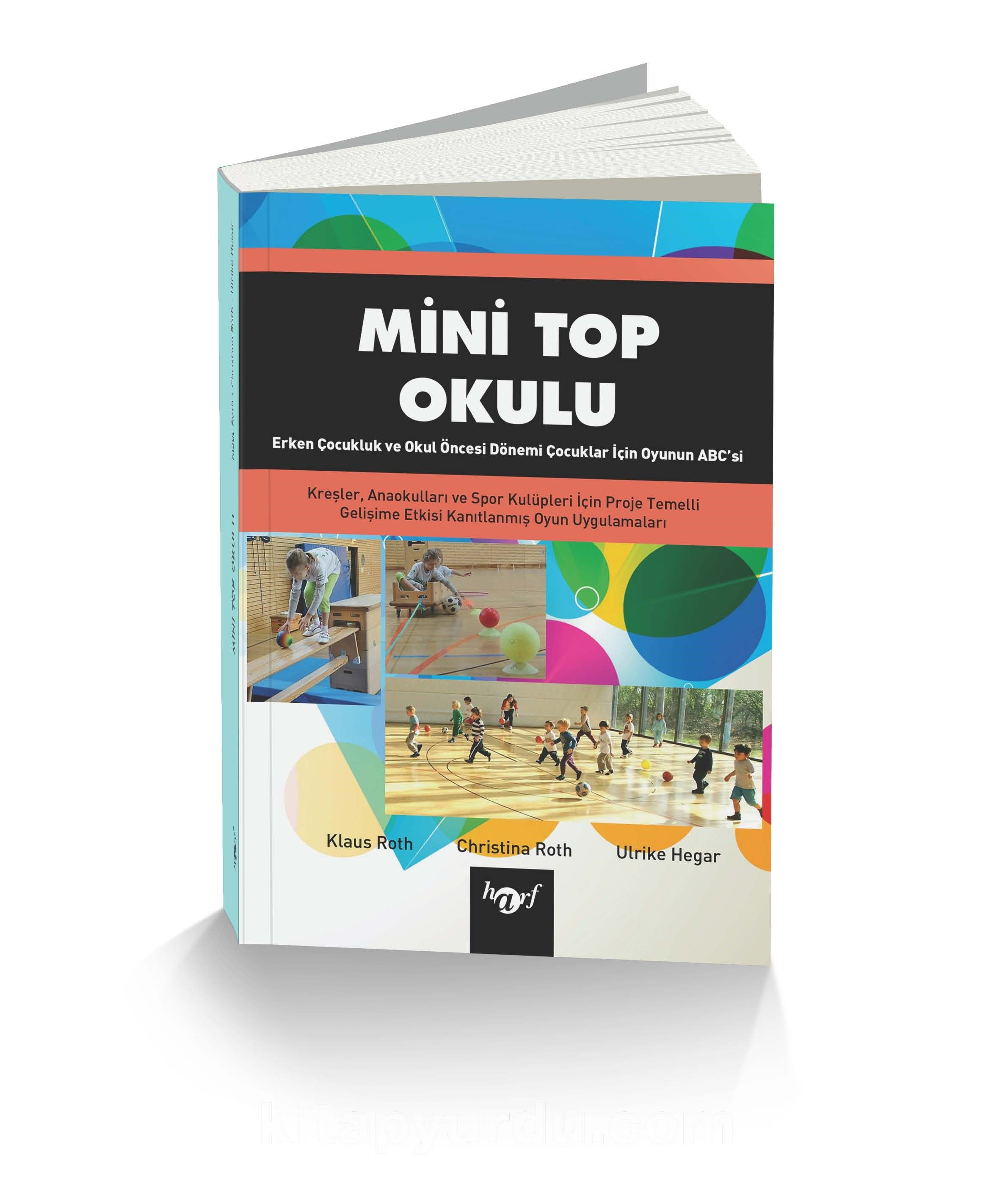 Mini Top Okulu - Klas Roth pdf epub