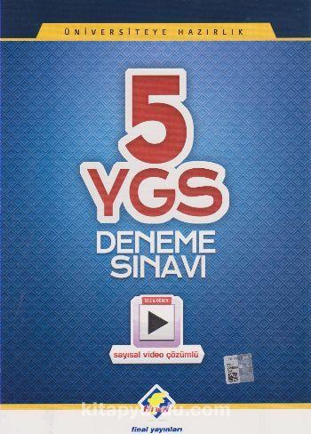 5 YGS Deneme Sınavı