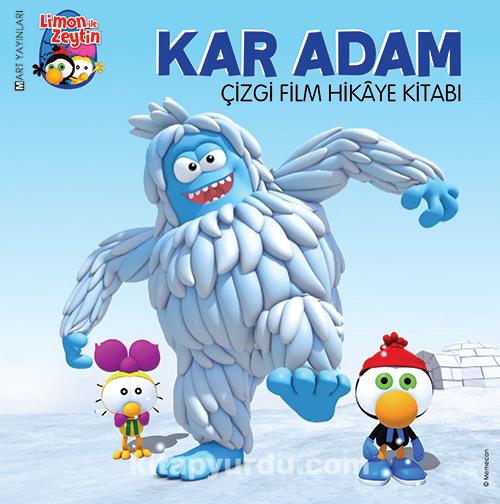 Kar Adam / Çizgi Film Hikaye Kitabı - Salih Memecan pdf epub