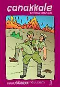 çanakkale Boyama Kitabı Kahramanlar Kitapyurducom