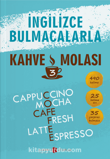 İngilizce Bulmacalarla Kahve Molası - 3