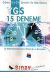 YGS 15 Deneme