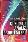 Çözümlü Analiz Problemleri