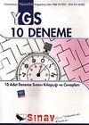 YGS 10 Deneme