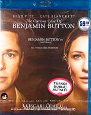 Benjamin Button'ın Tuhaf Hikayesi (Blu-ray Disc)  (2 Diskli Özel Versiyon)