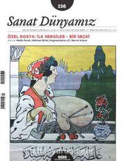 Sanat Dünyamız Üç Aylık Kültür ve Sanat Dergisi Sayı:156 Ocak-Şubat 2017