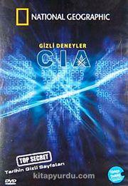 CIA'in Gizli Deneyleri (DVD)