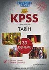 2011 KPSS Genel Kültür Tarih 33 Deneme