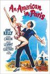 Paris'te Bir Amerikalı (Dvd)