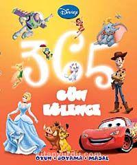 365 Gün Eğlence / Oyun - Boyama - Masal -  pdf epub