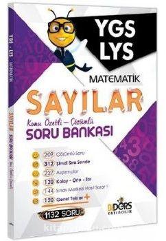 YGS-LYS Matematik Sayılar Konu Özetli Çözümlü Soru Bankası - Kollektif pdf epub