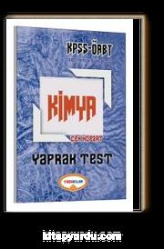 2017 KPSS ÖABT Kimya Çek Kopart Yaprak Test