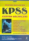 KPSS 2006 Eğitim Bilimleri Öğretmen Adayları İçin