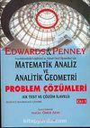 Matematik Analiz ve Analitik Geometri Problem Çözümleri 1  (Ek Test ve Çözüm İlaveli)