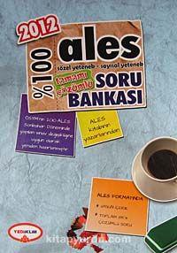 2012 Ales Sözel Yetenek-Sayısal Yetenek Tamamı Çözümlü Soru Bankası -  pdf epub