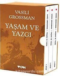 Yaşam ve Yazgı (3 Kitap Kutulu) - Vasili Grossman pdf epub