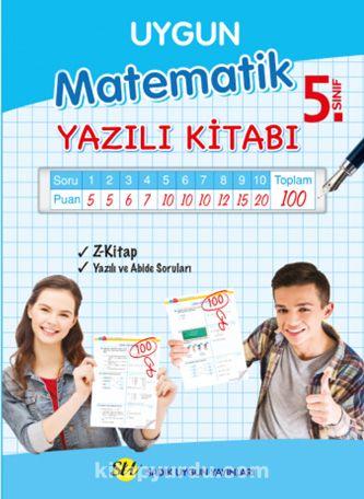 5. Sınıf Matematik Yazılı Kitabı