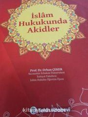 İslam Hukukunda Akidler