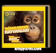 National Geographic Kids -Yağmur Ormanı Hayvanları