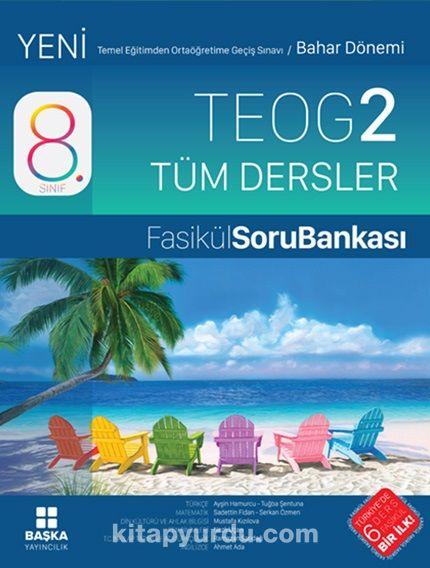 TEOG 2 Tüm Dersler Fasikül Soru Bankası