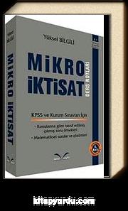 Mikro İktisat Ders Notları / Yüksel Bilgili