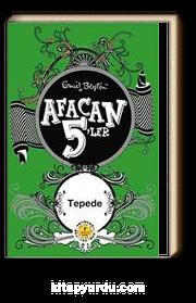 Afacan 5'ler Tepede -16. Kitap