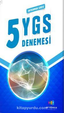 5 YGS Denemesi - Kollektif pdf epub