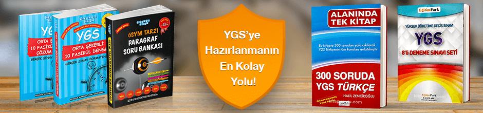YGS'ye Hazırlanmanın En Kolay  Yolu
