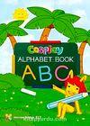 Cosplay Alphabet Book - Okul Öncesi İngilizce Alfabe