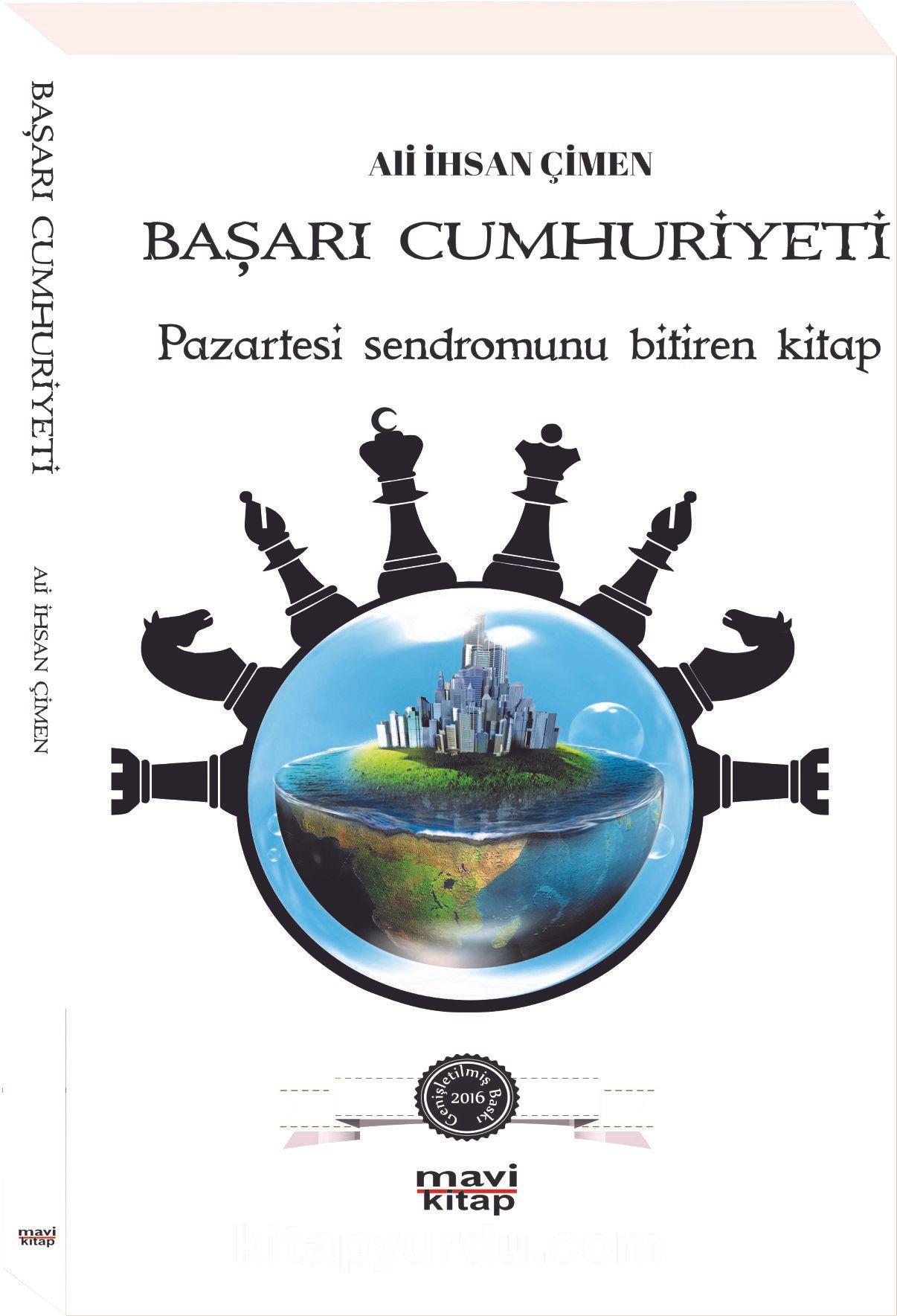 Başarı Cumhuriyeti - Ali İhsan Çimen pdf epub