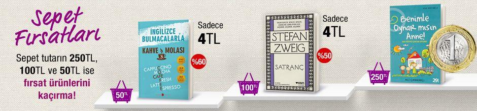 """50TL ve Üzeri Alışverişinize """" İngilizce Bulmacalarla Kahve Molası - 3 """" Sadece 4 TL"""